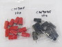 サトーパーツCN-7045-P 赤10黒10セット